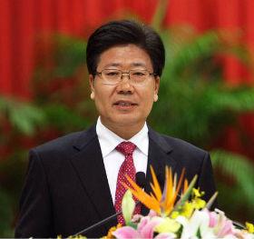 Zhang Chunxian, nouveau gouverneur du Xinjiang